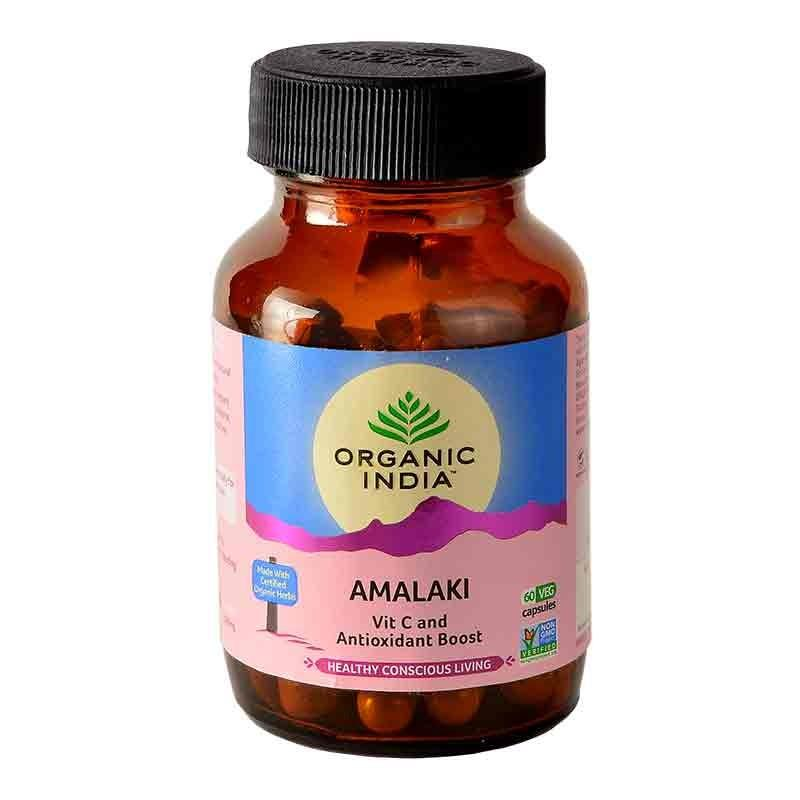 Amalaki 60 Capsules Bottle