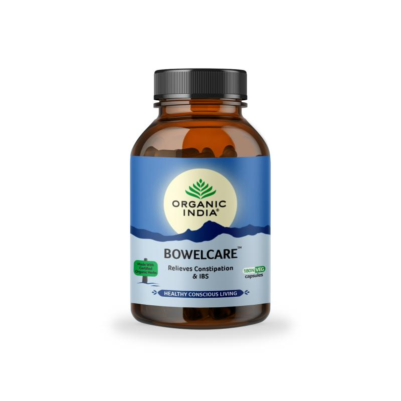 Bowelcare 180 Capsules Bottle