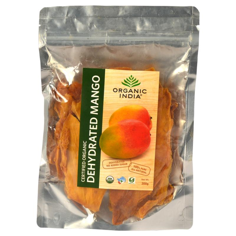 Dehyderated Mango Slices 200g