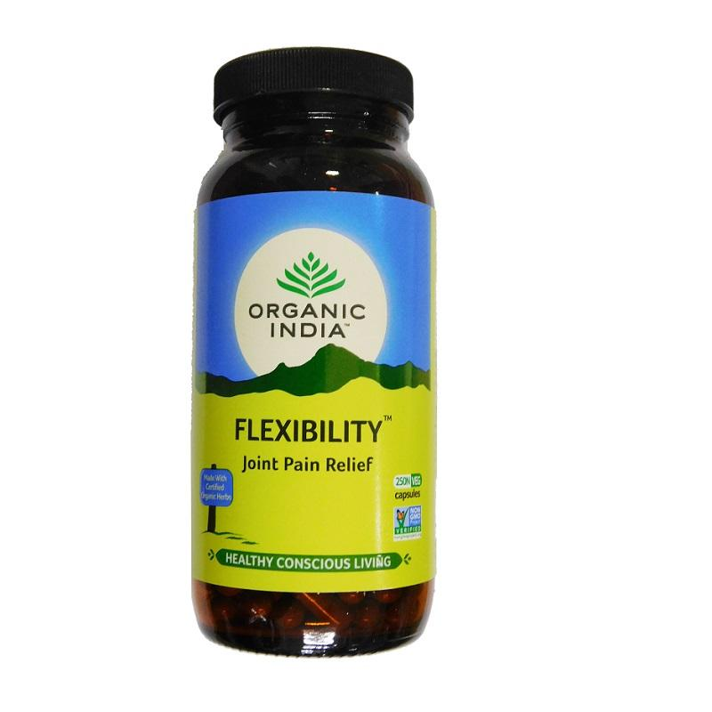 Flexibility 250 Capsules Bottle
