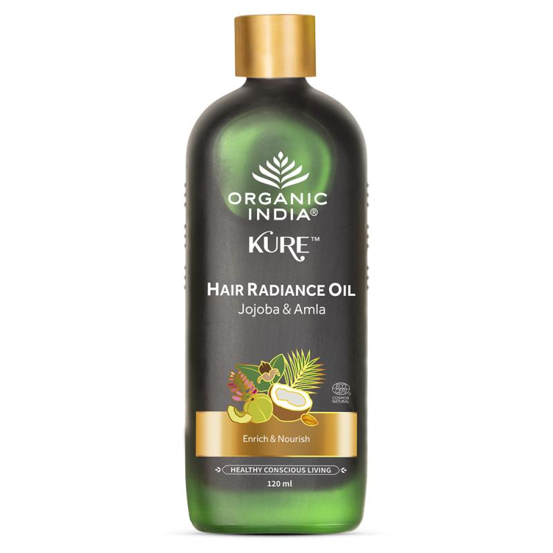 Hair Radiance Oil Jojoba and Amla 120ml