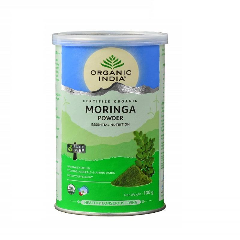 Moringa powder 100 Gram Tin