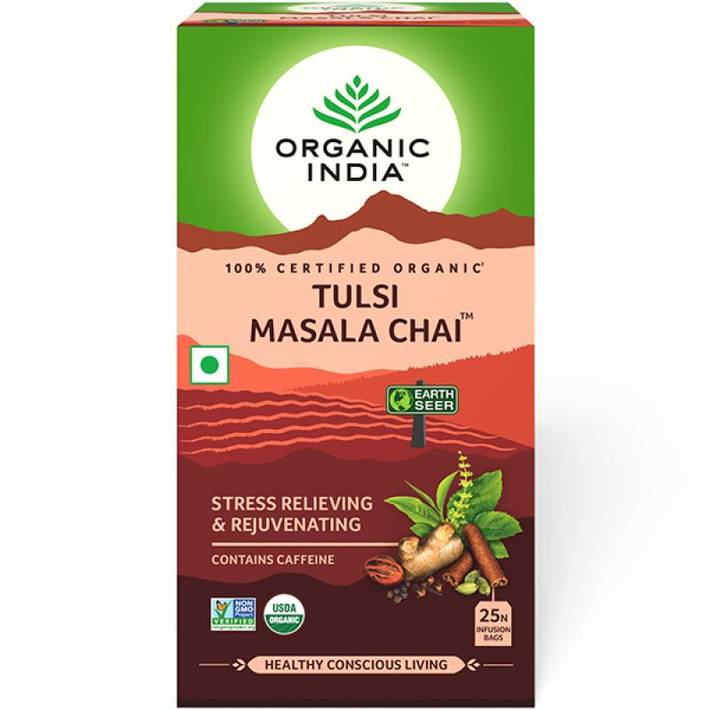 Tulsi Masala Chai 25 Tea Bags
