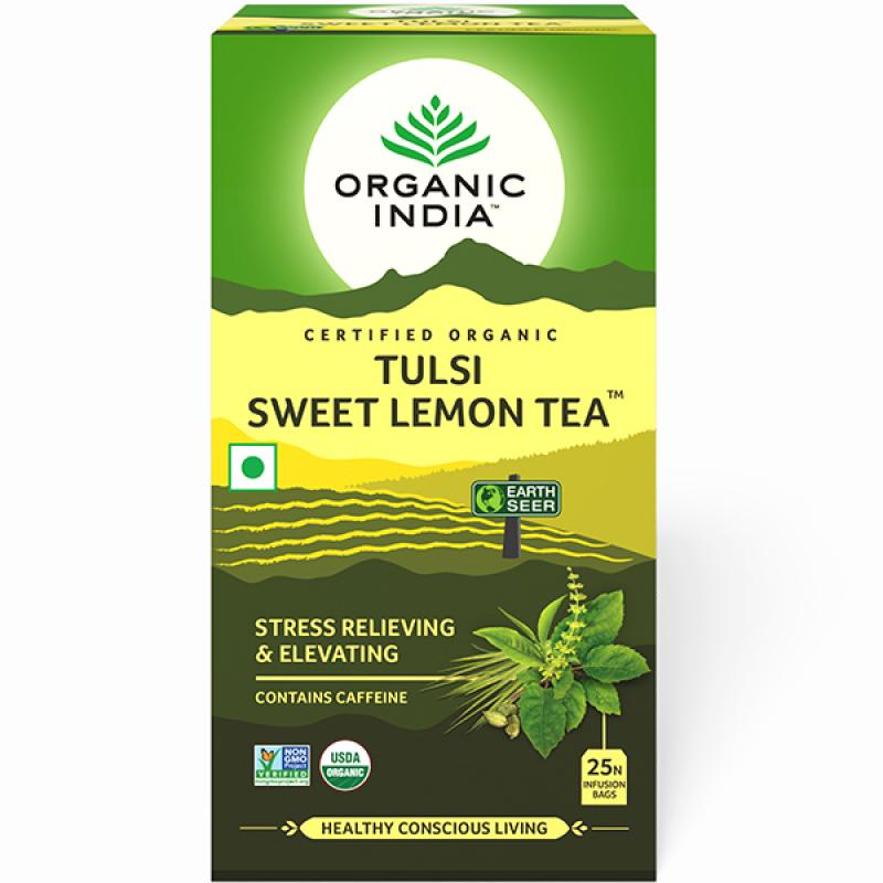 Tulsi Sweet Lemon Tea 25 Tea Bags